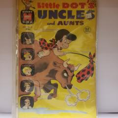 Little Dot's Uncles and Aunts #42 1972 (Poor Condition)
