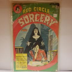 Red Circle Sorcery Comic Book #6 (Poor Condition)