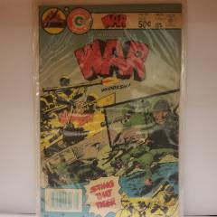 World At WAR Comic #28 (Poor Condition)