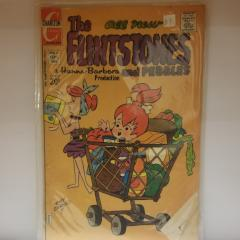 FLINTSTONES AND PEBBLES #17 (Poor Condition)