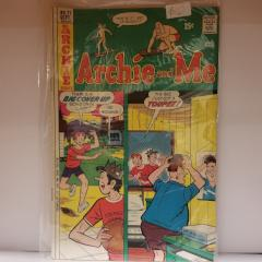 Archie Series Comics Archie and Me # 77 Sept. 1975 (Poor Condition)