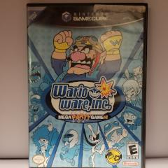 Wario Ware Mega Party Games (Gamecube)
