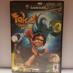 Tak 2 The Staff of Dreams (Gamecube)