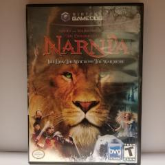 Chronicles of Narnia Lion Witch and the Wardrobe (Gamecube)