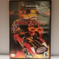 Hot Wheels World Race (Gamecube)