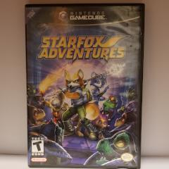 Star Fox Adventures (Gamecube)