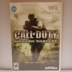 Call of Duty Modern Warfare Reflex (Wii)