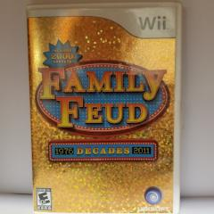 Family Feud Decades (Wii)