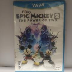 Epic Mickey 2: The Power of Two (Wii U)