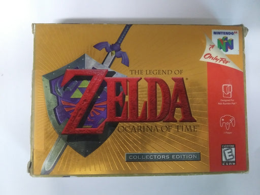 Zelda Ocarina of Time Collector's Edition (N64)