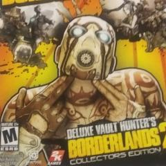 Borderlands 2 Deluxe Vault Hunters Limited Edition  (Xbox 360)