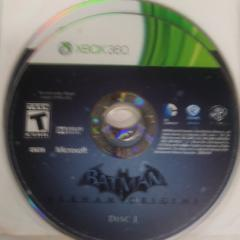 Batman: Arkham Origins [Disc Only] (Xbox 360)