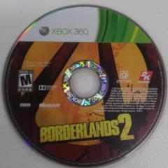 Borderlands 2 Disc (Xbox 360)