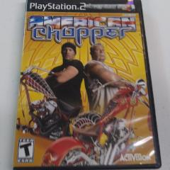American Chopper (PS2) Manual Included