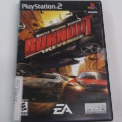 Burnout Revenge (PS2) Manual Included