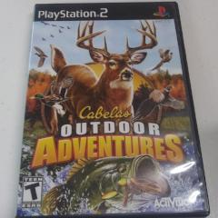 Cabela's Outdoor Adventures (PS2) Manual Included