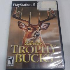 Cabela's Trophy Bucks (PS2) Manual not Included