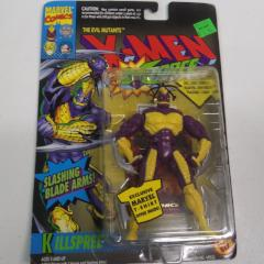 The Evil Mutants X-Men X-Force Killspree Action Figure