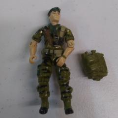 1987 Hasbro Gi Joe Falcon (New O-Ring)