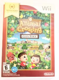 Animal Crossing City Folk: Nintendo Selects (Wii)
