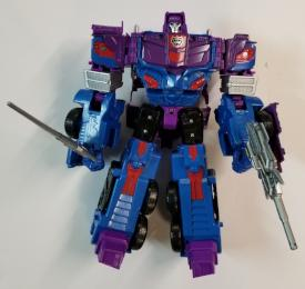Transformers Combiner Wars G2 Stunticons Voyager Class Motormaster