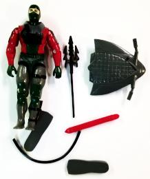 GI Joe Undertow 1990 (New O-Ring)