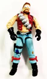 GI Joe Dreadnok Monkeywrench 1986