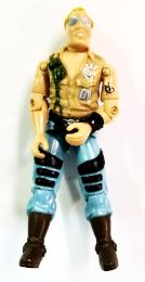 GI JOE DREADNOK BUZZER 1985 (New O-Ring)