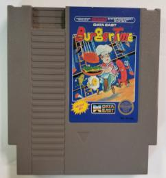 Burgertime (NES) Cart Only