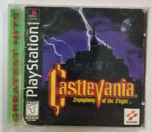 Castlevania Symphony of the Night  (PS1)
