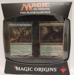 Magic the Gathering 2 Player Clash Pack Magic Origins