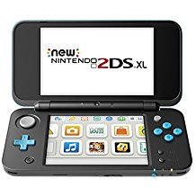 New Nintendo 2DS XL Black & Blue (Pre-Owned)