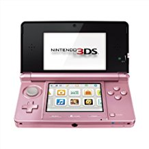 Nintendo 3DS Pearl Pink (Pre-Owned)