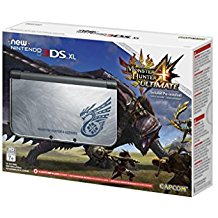 New Nintendo 3DS XL Monster Hunter 4 Edition (Pre-Owned)