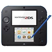 Nintendo 2DS Electric Blue (Pre-Owned)