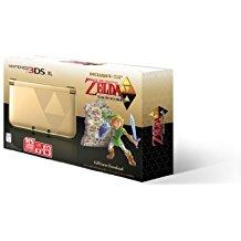 Nintendo 3DS XL Zelda Link Between Worlds Limited Edition (Pre-Owned)