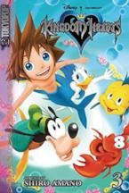 Kingdom Hearts, Vol. 3 (Pre-Owned)