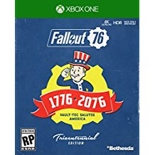 FALLOUT 76 DELUXE EDITION