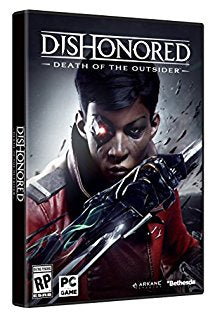 DISHONORED: DEATH OF OUTSIDER