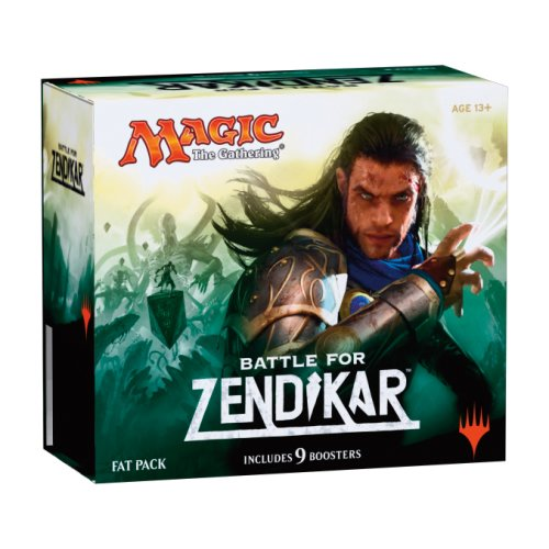 Magic the Gathering (MTG) Battle for Zendikar - Fat Pack