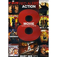 Red Alert Action - 8 Movie Collection (Pre-Owned)