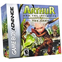 Arthur and the Invisibles (Game Cart Only)