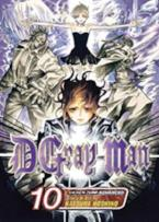 D.Gray-Man, Vol. 10 (Pre-Owned)