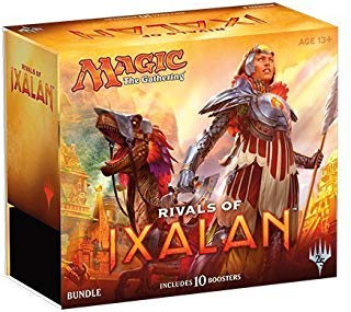 Rivals of Ixalan - Bundle Magic The gathering