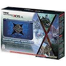 New Nintendo 3DS XL Monster Hunter Generations Edition (Pre-Owned)