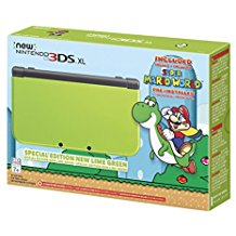 New Nintendo 3DS XL Lime Green (Pre-Owned)