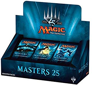 Masters 25 - Booster Box Magic The gathering