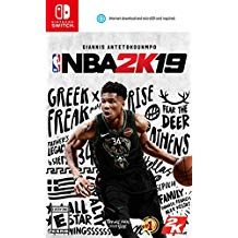 NBA 2K19 (Nintendo Switch) Pre-Owned