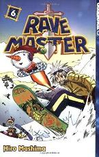Rave Master, Vol. 6 (Pre-Owned)