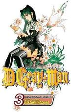 D.Gray-Man, Vol. 3 (Pre-Owned)